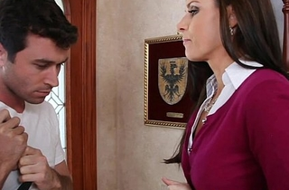 Pithy titted mammy india summer fucking