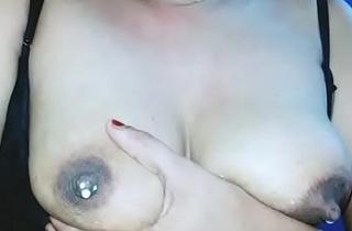 Indian lactating boobs