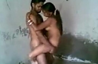 Indian punjabi pair newly spoken for sexual connection