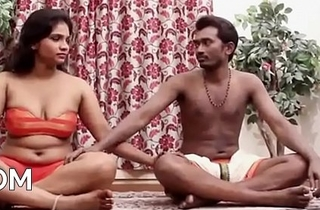 Indian Couple's Sensual Yoga Hot Making love Video [HD] - PORNMELA.COM