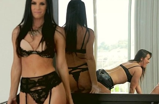 India Summer Dominating Younger Cuties