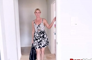 Sexy Big Ass Small Tits Horny MILF Stepmom India Summer Lovemaking With Stepson Look into Knead POV