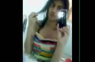 Delhi College Girl Selfie Sheet
