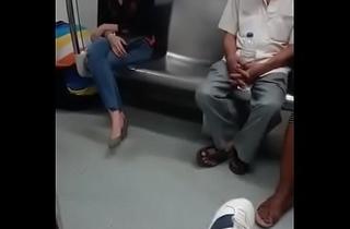 Sex delhi metro