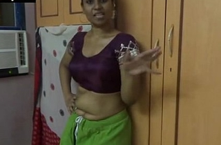 Amauter Indian babe jerking