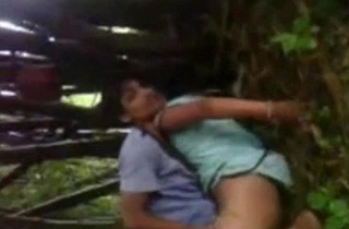 Desi assamese college colourless babes fucked in the matter of jungle by ...