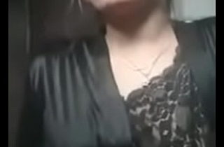 Pakistani braless cam selfmade leaked