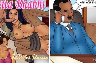 Savita Bhabhi Episode 97 - Nocturnally Stories