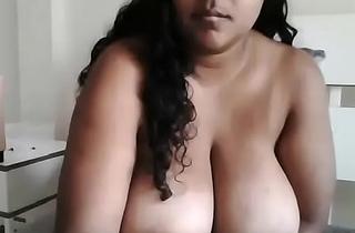 indian aunty in webcam