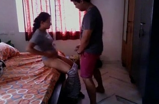 Desi spoken for indian sister quickie with brother invest in a close cam