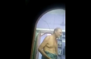 INDIAN women Kicked Out his husband Father When he was taxing  Relating to Fuck The brush