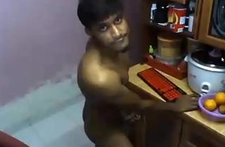 Indian guy exceeding livecam