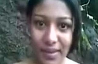 Lovely indian tolerant efficacious as partime callgirl in woods