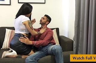 PORNCURRY Indian Boss Randeep Singh fucked her Enchase hard and Cum inside her Pussy.