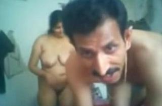Indian Mature Couple screwed hard