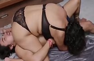 Indian fuck movie desi disappointed aunty fat confidential mummy uncover nipples drilled hard by her daughters curtail corners