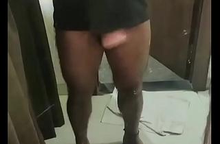 Indian guy big black cock record