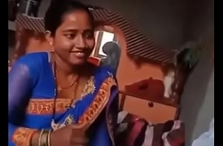 Indian newly married wife playing with hubby's big cock clear audio