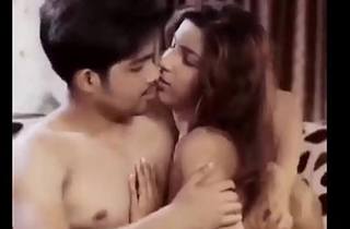 Indian college students exchange their girlfriends and fucks hot and sucking beautiful boobs at abode 02